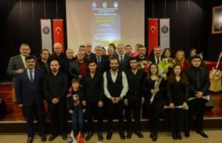 KSÜ'den 'Şiir Vadisinde İki Şair Bir Fotoğraf'...