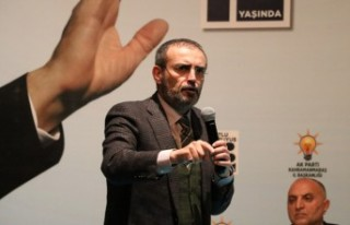 Ünal: NATO'ya Görevini Recep Tayyip Erdoğan...