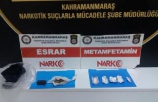 Uyuşturucu Operasyonunda 4 Kişi Tutuklandı
