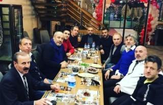 Başkan Ceyhan'dan Ankara'da Açılan Maraş...