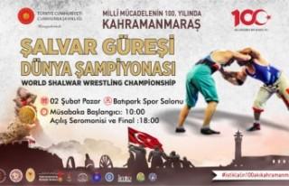 Kahramanmaraş Dünya Şampiyonası'na Ev Sahipliği...