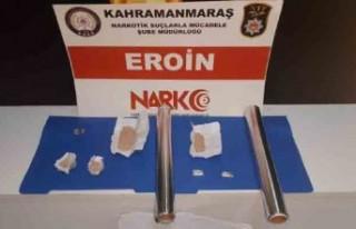 Kahramanmaraş'ta Uyuşturucuya 7 Tutuklama