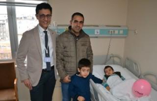 Özel Sular Vatan Hastanesi'nde Kahramanmaraş'ta...