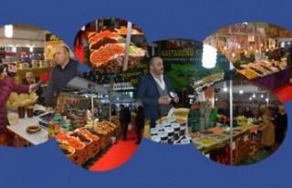 Anatolia Gurme Fest'e Kahramanmaraş'tan Yoğun...