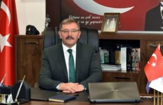 Başkan Aydın; İlkemiz Recep Tayyip Erdoğan Belediyeciliğidir