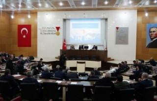 Büyükşehir Belediye Meclisi Bugün Toplandı