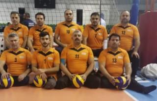 Büyükşehir Paravolley Takımı Lider Oldu