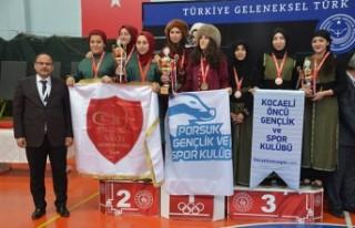 Geleneksel Okçuluk Salon Türkiye Kulüpler Kupası...