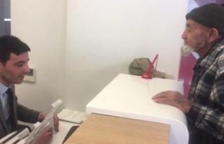 Hasan Dede, Arsasını Satıp Mehmetçik'e Bağışladı