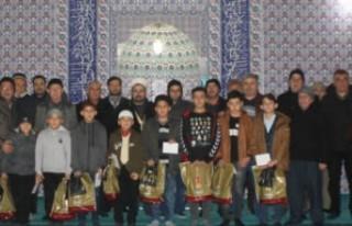 Haydi Çocuklar Camiye Projesiyle 345 Çocuk Ödüllendirildi