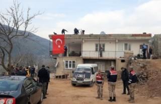 İdlib'de Şehit Olan Uzman Onbaşı Ahmet Saygılı'nın...