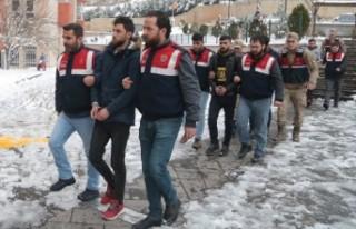 Kahramanmaraş'ta 4 DEAŞ Şüphelisi Gözaltına...