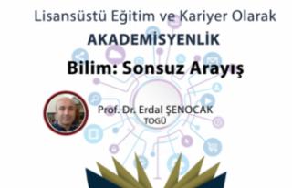 KSÜ'de Lisansüstü Eğitim Konferansı Gerçekleştirilecektir