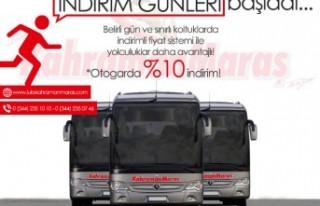 Lüks Kahramanmaraş Turizm'de Yeni Dönem!