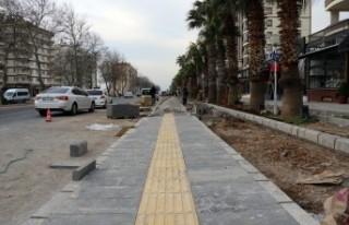 Mahallelere Yürüyüş ve Koşu Yolu Yapılıyor