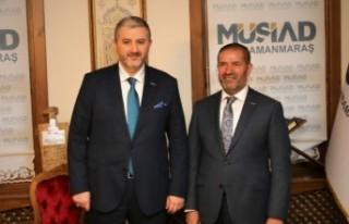 MÜSİAD Başkanı Kervancıoğlu'nun 12 Şubat...