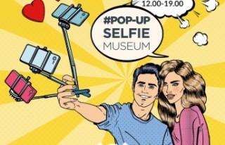 Pop-Up Selfıe Museum Eğlencesi SANKO Park'ta