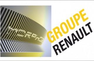 Renault Grubu'ndan Cenevre Otomobil Fuarı'nda...
