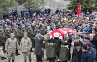 Şehit Fatih Saylak Son Yolculuğuna Uğurlandı