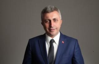 Selçuk Kurtsatar Akdeniz Balkan Türkleri Federasyonu'na...