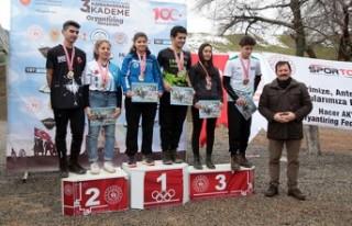 Türkiye Oryantiring 3. Kademe Yarışları, Kahramanmaraş'ta...