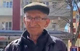 65 Yaşındaki Adam Sokağa Çıktı, 392 Lira Cezayı...