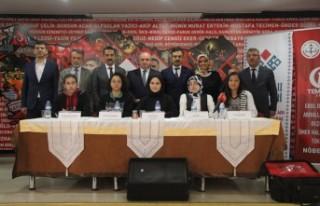 "Anadolu Mektebi ""Sezai Karakoç"" Paneli"