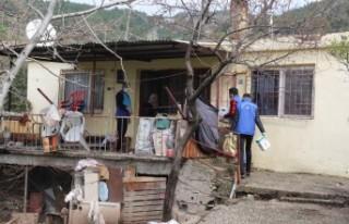 Onikişubat Belediyesi'nden Yaşlılara Ekmek Yardımı
