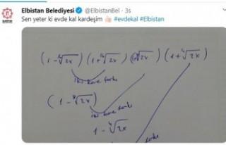 Elbistanlı Genç, Çözemediği Soruyu Tweet Attı,...