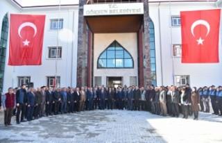 Göksun Belediye Meclisi Yeni Hizmet Binasında Toplandı