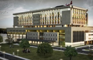 Kahramanmaraş'a Deprem İzolatörlü Hastane...