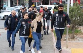 Kahramanmaraş'ta Organize Suç Örgütü Operasyonu:...