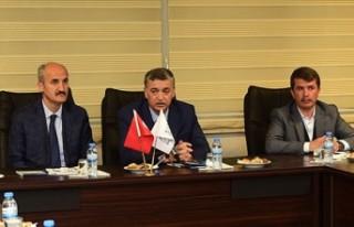 Kahramanmaraş'ın Deprem Riski İstişare Toplantısı...