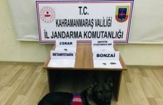 Kahramanmaraş'ta Uyuşturucu Operasyonunda 13 Gözaltına...