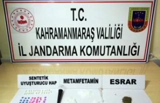 Kahramanmaraş'ta Uyuşturucu Operasyonunda 14 Gözaltı