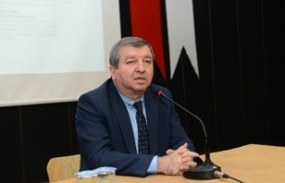 """KSÜ'de """"Hocalı Katliamı Konferansı""""..."""