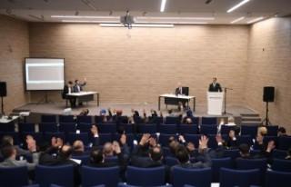 Onikişubat Belediyesi Mart Ayı Meclis Toplantısı...