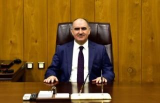 Vali Özkan'ın Çanakkale Zaferi'nin 105. Yıldönümü...