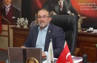 """Afşin Belediye Başkanı Güven'den """"Evde..."""