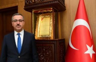Başkan Güngör'den 5 Nisan İstiklal Madalyası...