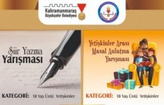 Büyükşehir'den Dört Yarışma