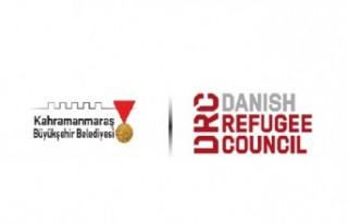 Danimarka Mülteci Konseyi ile Büyükşehir Belediyesi...