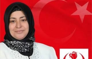 Fulya Köse, BBP Kahramanmaraş İl Başkanlığına...