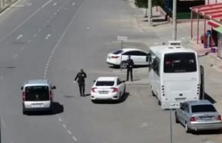 Kahramanmaraş'ta Dronlu Denetim
