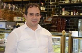 Kahramanmaraş'ta Ekmek Hizmeti Veren Tek Pastane:...