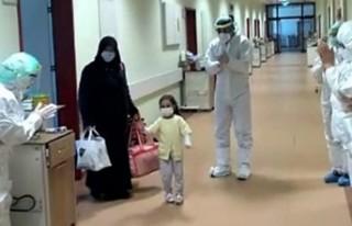 Kahramanmaraş'ta 4 Yaşındaki Çocuk Korona Virüsü...