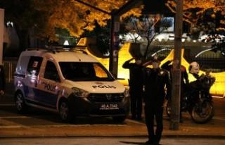 Kahramanmaraş'ta Polisler Hep Birlikte İstiklal...