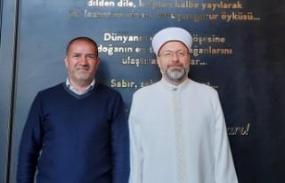 Kervancıoğlu; Hak ve Hakikati Dile Getiren Diyanet...