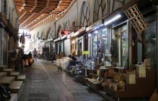 Ramazan Öncesi Tarihi Çarşılarda Sessizlik