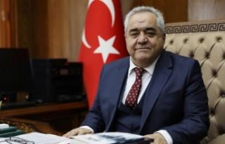 Rektör Özgül; TBMM, Aziz Milletimizin 1 Asırdır...
